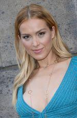 PETRA NEMCOVA at Elie Saab Show at Paris Fashion Week 03/03/2018