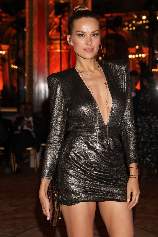 PETRA NEMCOVA at Redemption Fashion Show in Paris 07/02/2018