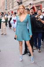 PETRA NEMCOVA Out and About in Paris 07/04/2018