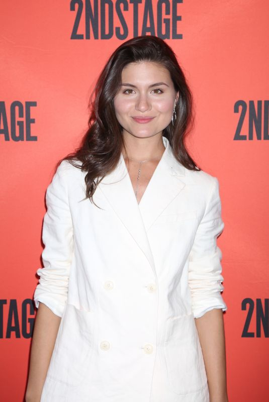 PHILLIPA SOO at Mary Page Marlowe Off-Broadway Opening Night in New York 07/12/2018