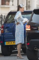 PIPPA MIDDLETON Out and About in London 07/09/2018