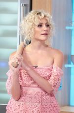 PIXIE LOTT at Sunday Brunch Show in London 07/15/2018