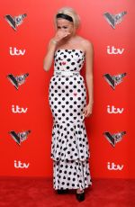 PIXIE LOTT at The Voice Kids Photocall in London 07/12/2018
