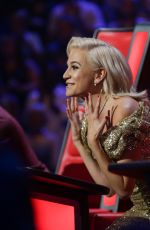 PIXIE LOTT at The Voice Kids Series 2, Episode 8 in London 07/21/2018