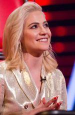 PIXIE LOTT at The Voice Kids TV Show 07/14/2018