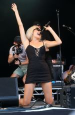 PIXIE LOTT Performs at Cornbury Festival 2018 in hipping Norton in Oxfordshire 07/14/2018
