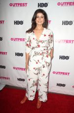 POOJA BATRA at Outfest Film Festival Opening Night Gala in Los Angeles 07/12/2018