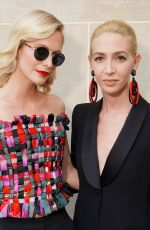 POPPY DELEVINGNE at Georges Hobeika Show at Haute Couture Fashion Week in Paris 07/02/2018