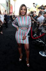 PORSCHA COLEMAN at The Equalizer 2 Premiere in Los Angeles 07/17/2018
