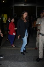 PRIYANKA CHOPRA Arrives at Airport in Mumbai 07/12/2018