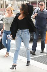 PRIYANKA CHOPRA Arrives at Her Apartment in New York 07/12/2018