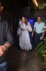 PRIYANKA CHOPRA Leaves Dentist in Mumbai 07/10/2018
