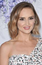 RACHAEL LEIGH COOK at Hallmark Channel Summer TCA Party in Beverly Hills 07/27/2018