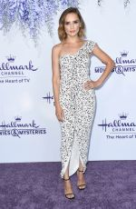 RACHAEL LEIGH COOK at Hallmark Channel Summer TCA Tour in Beverly Hills 07/26/2018