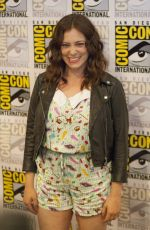 RACHEL BLOOM at Comic-con 2018 in San Diego 07/19/2018