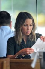 RACHEL STEVENS at Roka Restaurant in London 07/18/2018