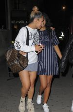 RAYE Out and About in London 07/06/2018