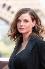 REBECCA FERGUSON at Mission: Impossible – Fallout Premiere in Paris 07/12/2018