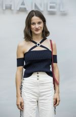 REBECCA MARDER at Chanel Show at Haute Couture Fashion Week in Paris 07/03/2018