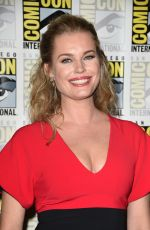 REBECCA ROMIJN at The Death of Superman Photocall at Comic-con in San Diego 07/20/2018