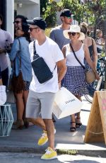 REESE WITHERSPOON and Jim Toth Out in Venice Beach 07/22/2018