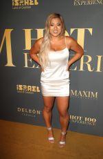 REMI CRUZ at Maxim Hot 100 Experience in Los Angeles 07/21/2018