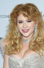 RENEE OLSTEAD at Los Angeles Beautycon Festival 07/14/2018