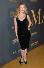 RENEE OLSTEAD at Maxim Hot 100 Experience in Los Angeles 07/21/2018