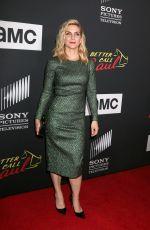 RHEA SEEHORH at Better Call Saul Season 4 Premiere at Comic-con in San Diego 07/19/2018