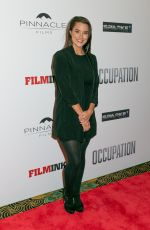 RHIANNON FISH at Occupation Premiere at Ritz Cinema in Sydney 07/10/2018
