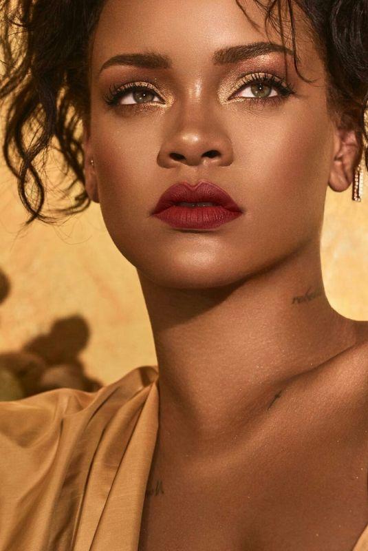 RIHANNA for Fenty Beauty 2018
