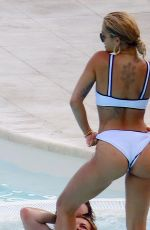 RITA ORA in Bikini in French Riviera 07/02/2018