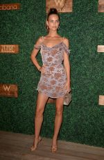 ROBIN HOLZKEN at Sports Illustrated Swimsuit Show at Miami Swim Week 07/15/2018