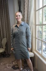 RONDA ROUSEY at a Photocall in West Hollywood 07/27/2018