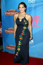 ROSIE RIVEIRA at On Your Feet! The Story of Emilio & Gloria Estefan Premiere in Hollywood 07/10/2018