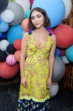 ROWAN BLANCHARD at David Yurman Pinky Ring Event in Los Angeles 07/18/2018