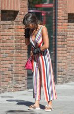 ROXANNE PALLETT Out and About in Manchester 07/24/2018