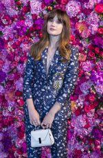 SAI BENNETT at Schiaparelli Haute Couture Show at Paris Fashion Week 07/02/2018