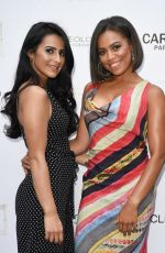 SAIR KHAN at Evelyn House of Hair and Beauty 1st Birthday Party in Manchester 07/06/2018