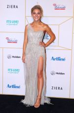 SAM FROST at 2018 Logie Awards in Gold Coast 07/01/2018