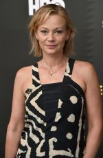SAMANTHA MATHIS at Robin Williams: Come Inside My Mind Premiere in New York 07/12/2018