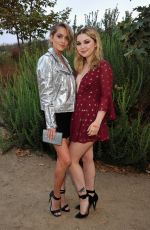 SAMMI HANRATTY at Troye Sivans Special Spotify Event at Baldwin Hills Scenic Overview in Los Angeles 07/18/2018