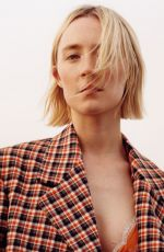 SAOIRSE RONAN for Vogue Magazine, August 2018