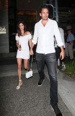 SARA SAMPAIO Celebrates Her 27th Birthday at Avra in Beverly Hills 07/24/2018