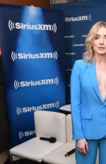 SARAH BOLGER at SiriusXM Broadcasting Live from Comic-con in San Diego 07/21/2018