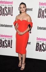 SARAH JEFFERY at Entertainment Weekly Party at Comic-con in San Diego 07/21/2018