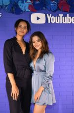 SARAH JEFFERY at Variety and Youtube Originals Kick off Party in San Diego 07/19/2018
