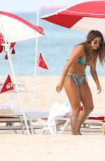 SARAH KOHAN in Bikini at a Beach in Miami 07/19/2018