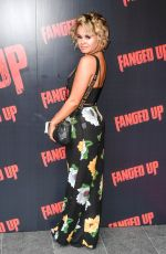SAVANNAH DARNELL at Fanged Up Premiere in London 07/25/2018