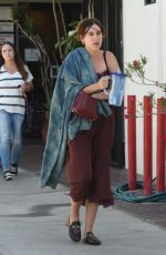 SCOUT WILLIS Gets a Parking Ticket in Los Angeles 07/12/2018